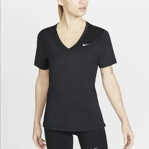 Nike dry fit gym top